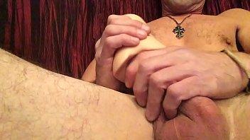 FUCKING MY POCKET PUSSY UNTIL I CUM porn image