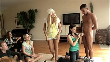Adult continuing education jobs Brandi belle - group of girls learn how to suck dick and get some practice