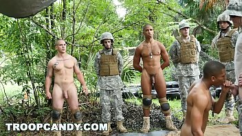 Clip ebony free gay video Objective reached on troopcandy.com - gay military porn