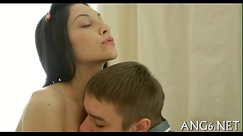 Bumpers seduction for horny dude