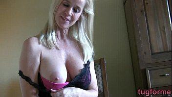 Male jack off guide - Milf jerk off instruction tabitha