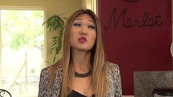 Kimberly Chi & Nyomi Star Eat Some Asian Pussy