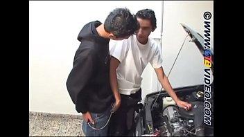 Latino Twinks - Alfonso & Brad
