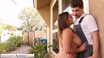 Naughty fuck texts Naughty america natasha nice fucks lawn guy while hubbys at work