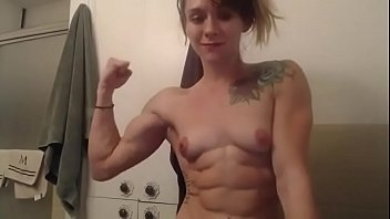 Fuckena.com - Pretty Muscle Girl