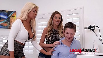Lingerie canada Top-heavy goddesses bridgette b. august ames cant wait for his jizz shot gp710