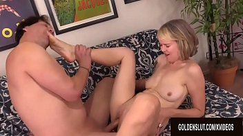 Small boob granny pic - Slutty british grandma jamie foster gets licked and dicked