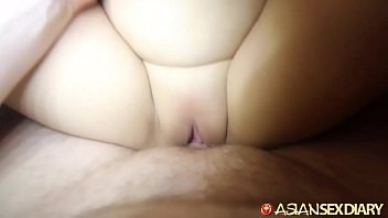 Super horny soft-body Asian MILF doesn't waste golden white-rod opportunity ft Toon