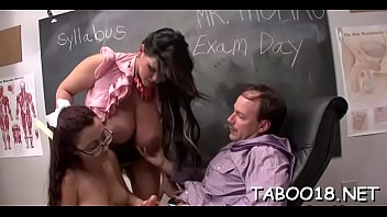 Adult my space Enchanting brunette playgirl gives a spicy footjob to lucky dude