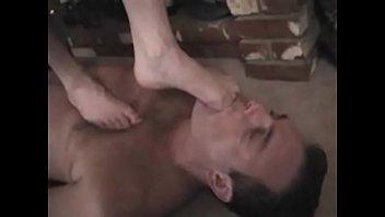 Foot fetish femdom - Best of trample 3 part 1