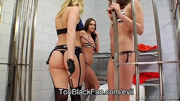 Tori Black Ass Fucked in Prision