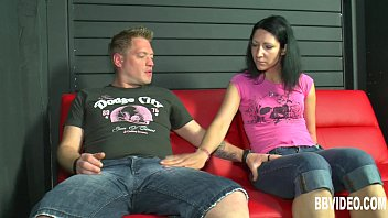 Slim German cutie gets nailed and facialized