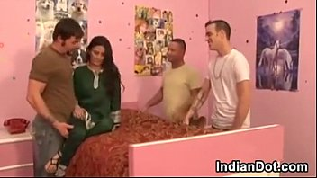Sexy NRI  Gangbang pornhub video