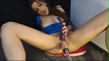 Cam girl fucked fuck machine see more on xhotcamgirls