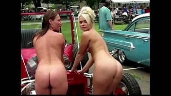 Roz from frazier nude - Naked at the car show