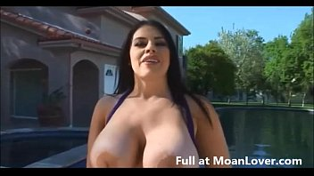 Big Tits Interracial Action MoanLover.com