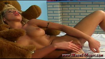 See Blonde Sexbomb Karly Keitt