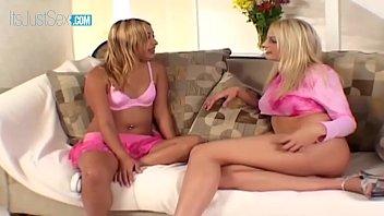 Sindy Lange & Her Girlfriend Swap Some Cum