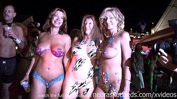 Naked family events photos Random public nudity