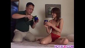 Juicy Tits Brunette Jyuri Yoshino Gets Her Nipples Licked Before Sex