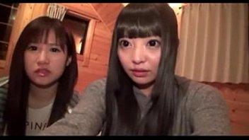 Shaved amateur Japan Girls Lesbain