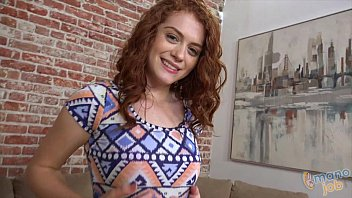 Tiny busted women giving hand jobs - Redhead teen alice green tugjob