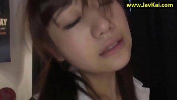 JAV Saki Tsuji in Fabulous Big Tits, POV JAV clip