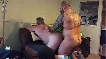 Amador - Urso metendo no tiozão