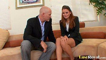 She just wanted a royal fucking - Creative allie haze loves to get very dirty