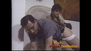 Erotic toe Dominant milf tricks a pizza boy into being her sex slave-6
