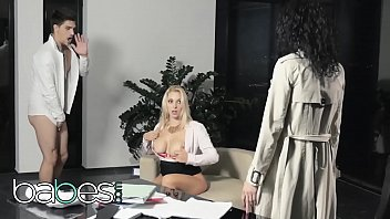 Streaming Video Office Obsession - (Bruce Venture, Leanna Sweet, Victoria Summers) - Dont Tell My Wife  Part 2 - BABES - XLXX.video