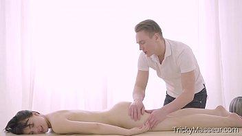 TrickyMasseur.com - Tetti Dew Korti - Hard full body massage