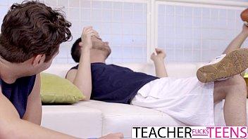 Hot Teacher Jennifer White Dp Fuck With Students