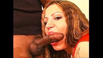 Capri Dawn getting big cock in her pussy and cum on her heine
