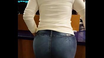 Candid Butt butt Latina 3