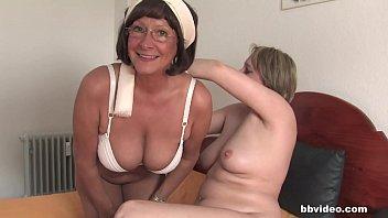German lesbian porn - German lesbians licking their twats in 69
