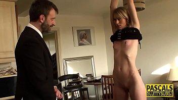 Tied up submissive milf porno izle