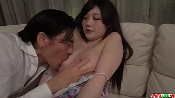 Rie Tachikawa Sits Tied Up And With Dick Up Her Cunt - More At Japanesemamas Com