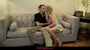 Karups - Granny Erica Lauren Fucks The Hell Out Of Younger Neighbor