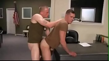Army guys have great sex