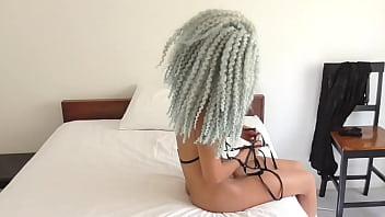 Aqua X'_s Exotic Bed Tease BTS