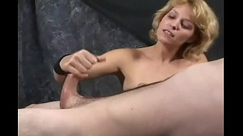 Worlds fatest penis Masturbation therapy - penis milking specialist at work