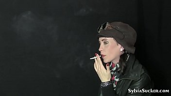 SYLVIA CHRYSTALL HIGH ACE SMOKING SLUT AIRFORCE EVE 120S BLOW JOB DIVISION