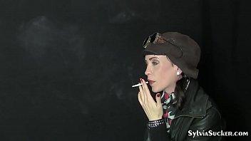 SYLVIA CHRYSTALL HIGH ACE SMOKING SLUT AIRFORCE EVE 120S BLOW JOB DIVISION