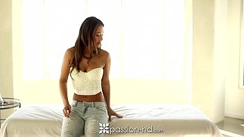 Passion-HD - Eva Lovia licks that cock from one end to the other