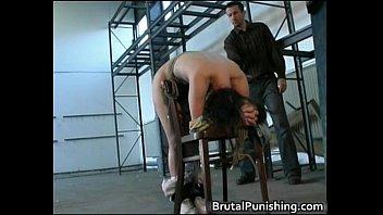 Hard core bdsm and brutal punishement