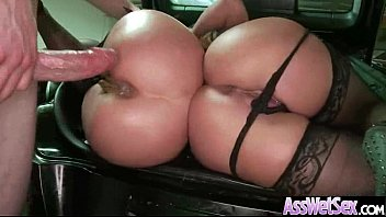 Girl With Oiled Wet Ass Get Her Butt Nailed Deep movie-04