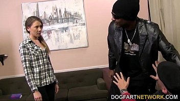 Watching bbws go black - Alison faye saves her dad by fucking a black guy