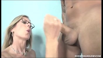 This MILF made young BOY Spurt his SEED