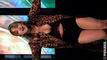 Fucking hot dance